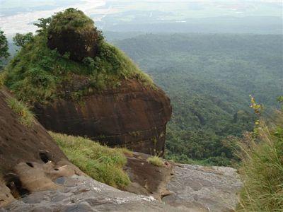 Khoh Ramhah / Pillar rock
