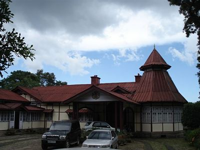 King's Home - Tripura Castle