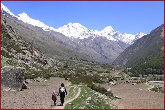 towards-chitkul-border