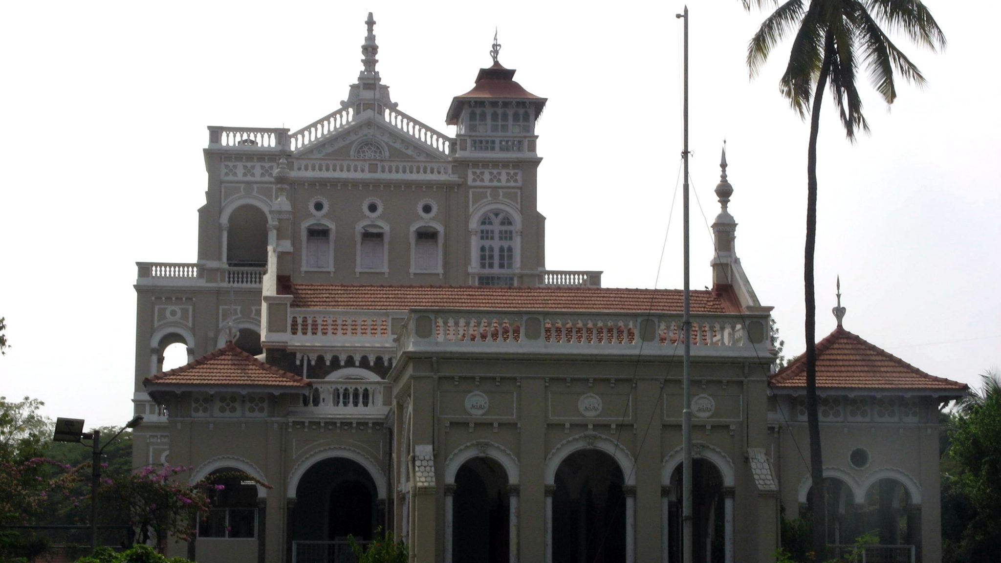 Sir Aga Khan Palace in Pune