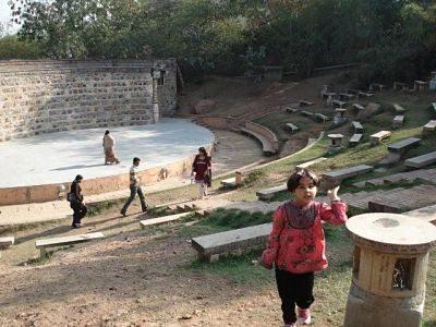 amphitheatre (Open Theatre)