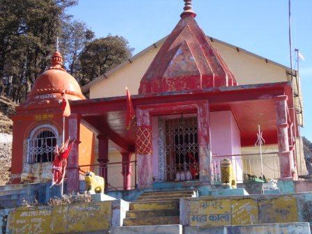 Jalori Jot Temple