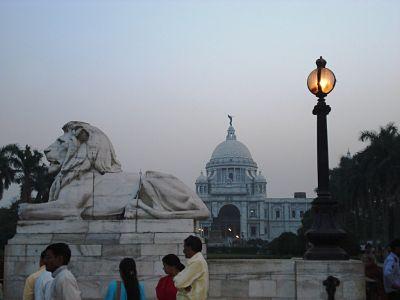 Victoria Memorial - Main Enterance