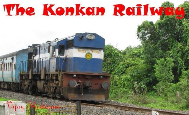 7.Konkan railway