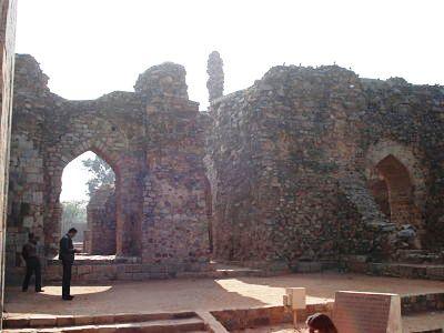Alauddin Khilji's Tomb & Madarsa