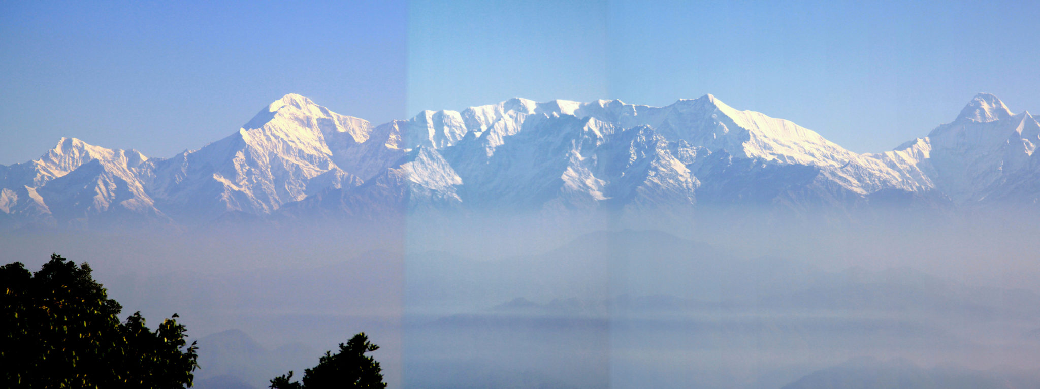 View to Nanda Devi..