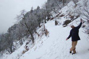 Winter at hatu