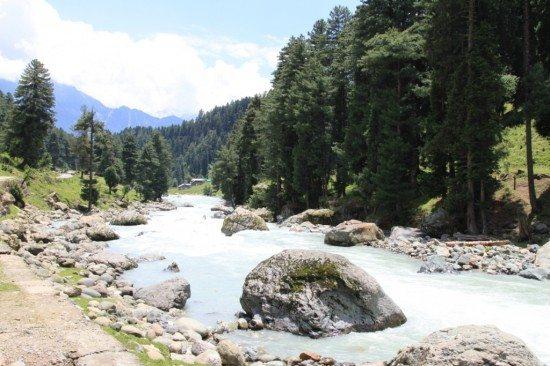River alongside