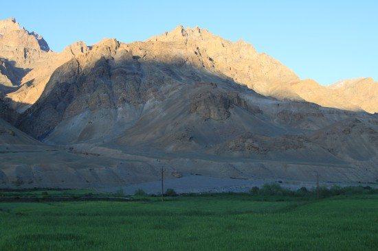 Mulbekh... Welcome Ladakh