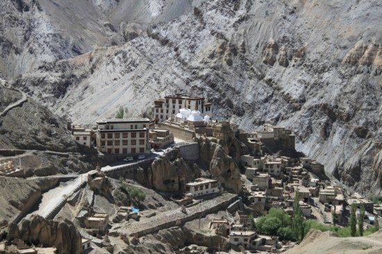 Lamayuru Gompa - View from the Top