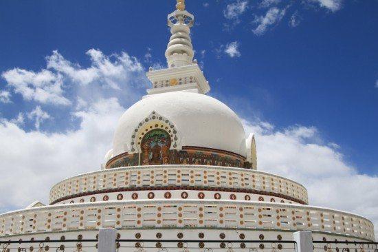 Shanti Stupa II