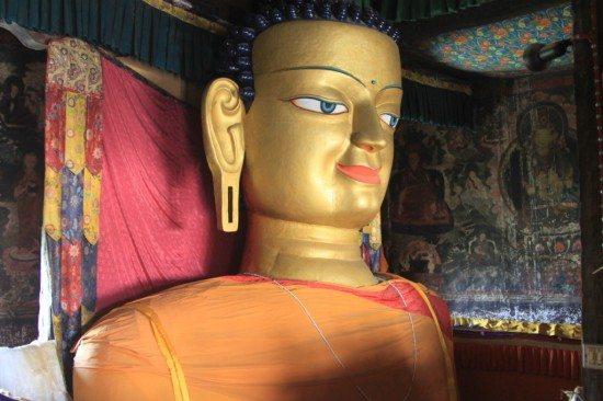 Bhudhha @ Shey Gompa