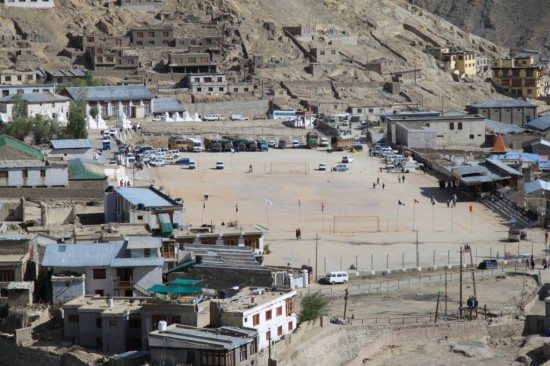 World's Highest Polo Ground at Leh