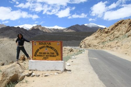 BRO : You are on the Highest Motorable Road in the WORLD