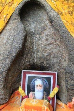 Inside the Gurudwara