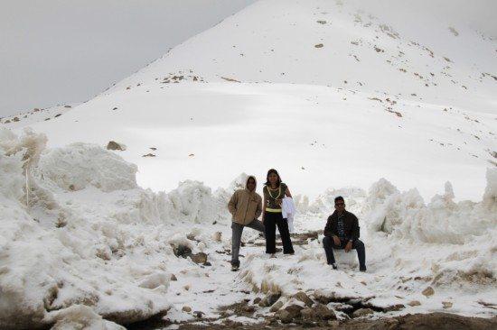 3 Idiots in Leh
