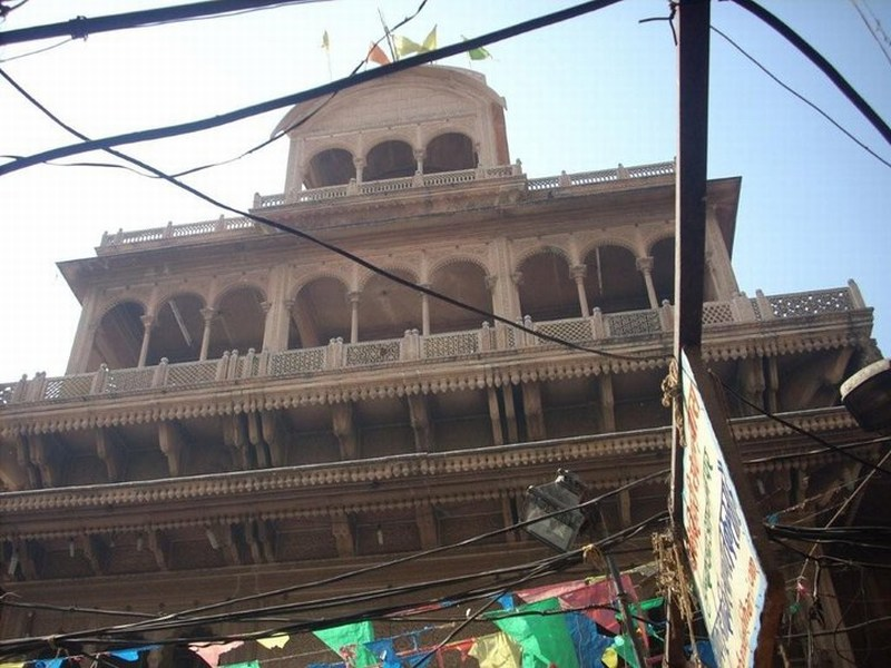 Banke Bihari Ji Temple