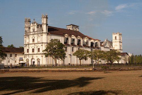 Churches Goa Churches And Convents of Goa