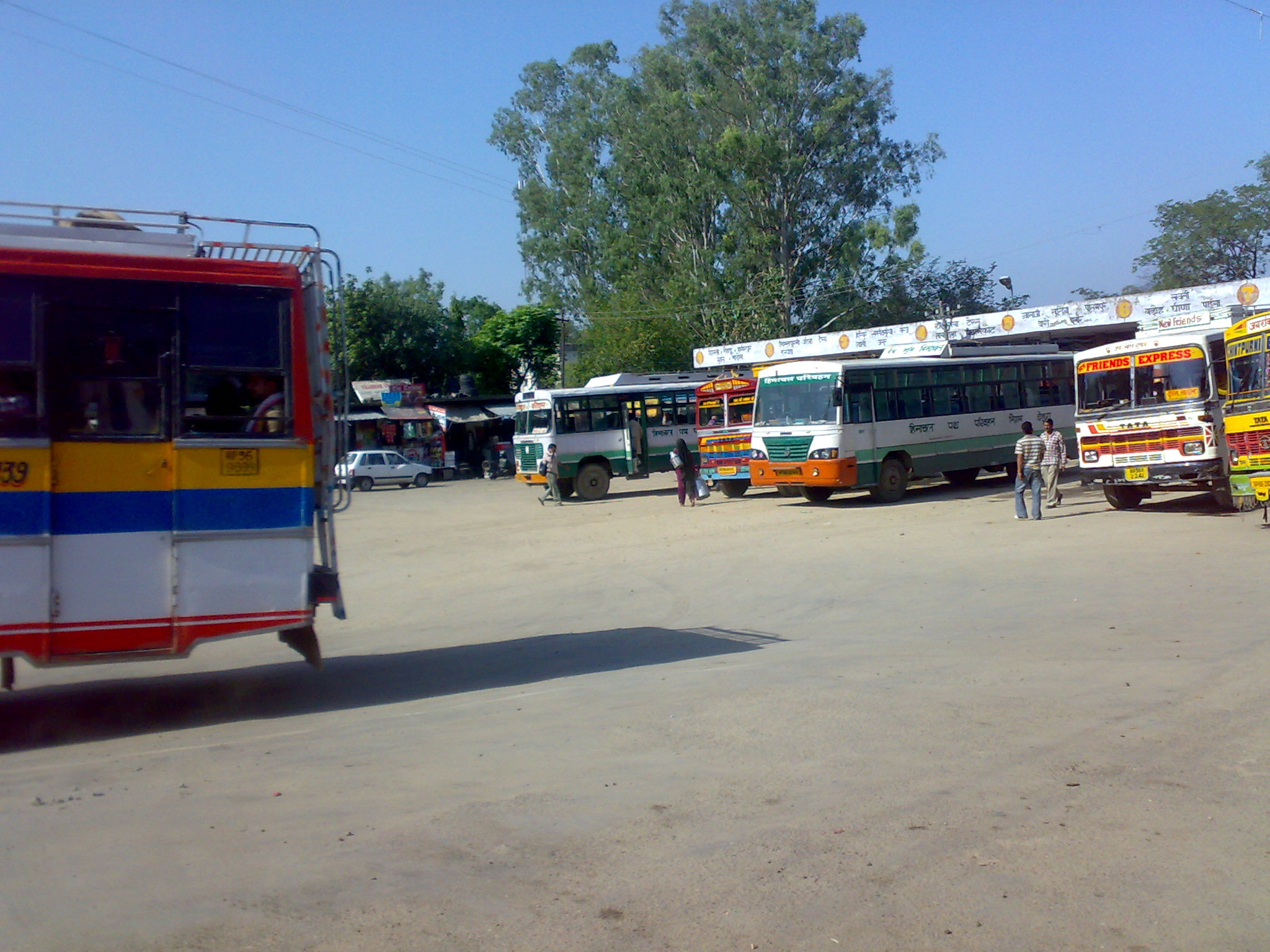 Dehra Bus Stand Ghumakkar Inspiring Travel Experiences