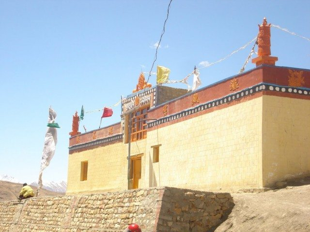Langza Monastery