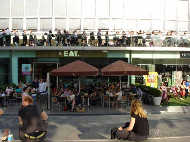 Pic 7 - EAT at South Bank