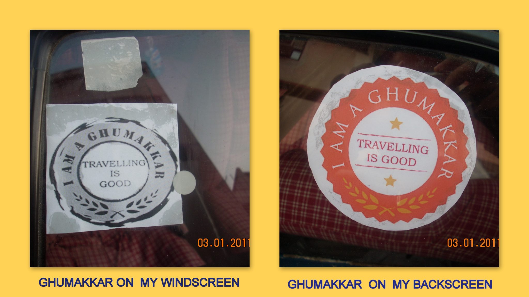 A True Ghumakkar