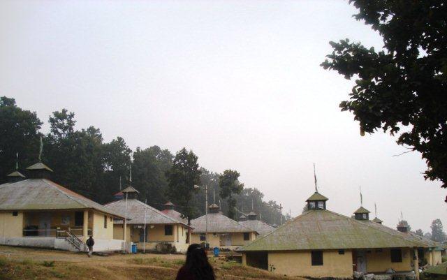 Tibten Settlment colony at Nalapani , on the way to Kalinga Fort