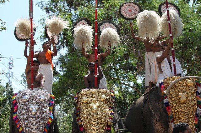 Temple Festival I