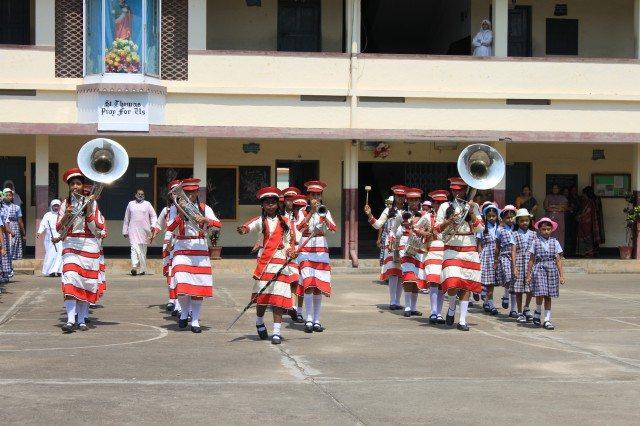 St. Thomas Girls School... Welcoming us