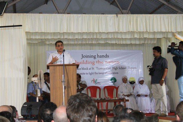 Rakesh.... Welcome Speech