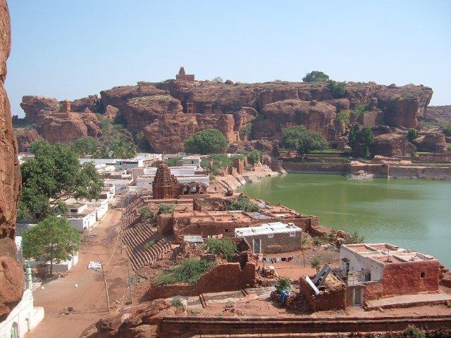 Badami View
