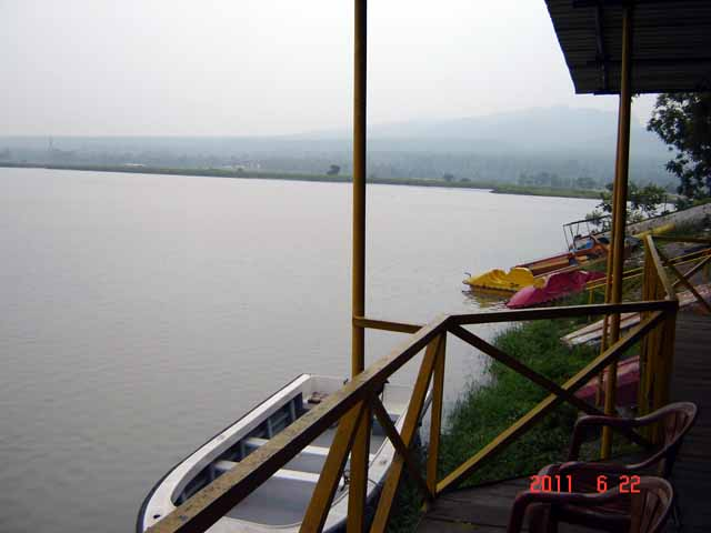 Asan barrage 5kms before Dakpathar