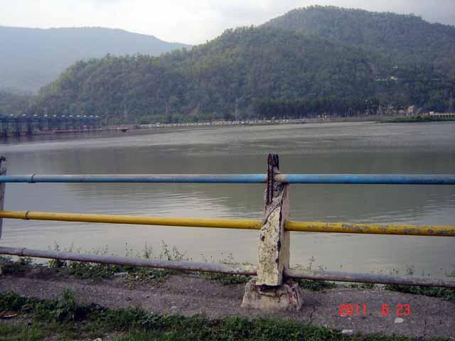Dakpathar view
