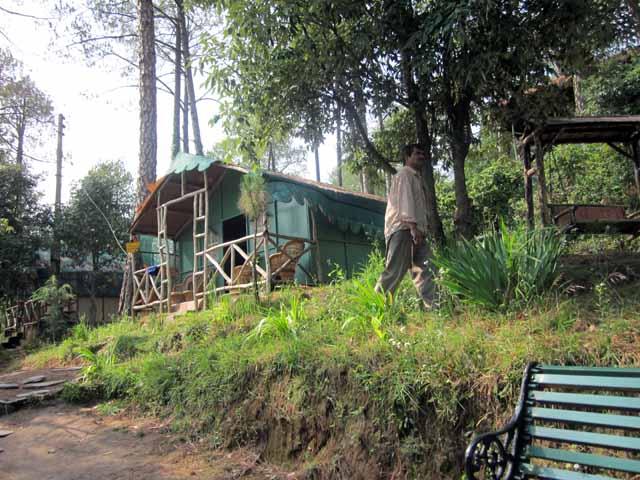 Potters Hill Camp - Shimla