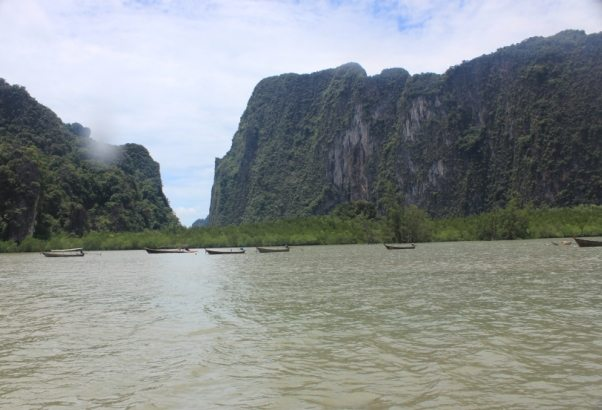 Views of Phnag Nga Bay