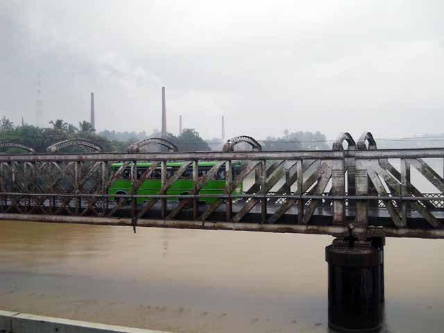 Feroke bridge- Kerala