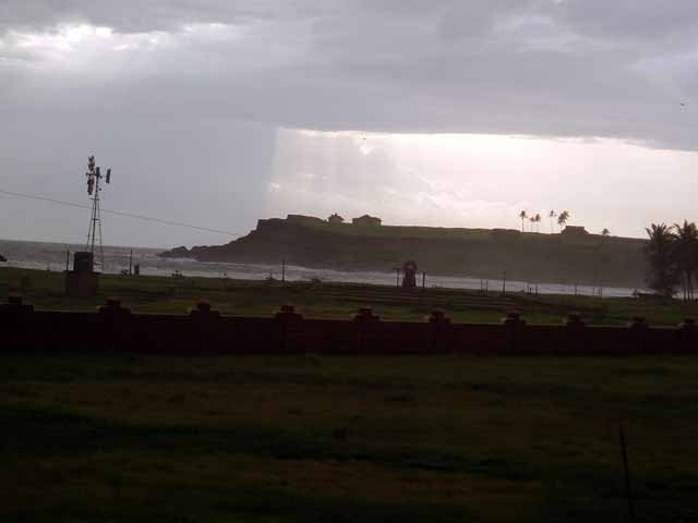Monsoon-Mangalore coast