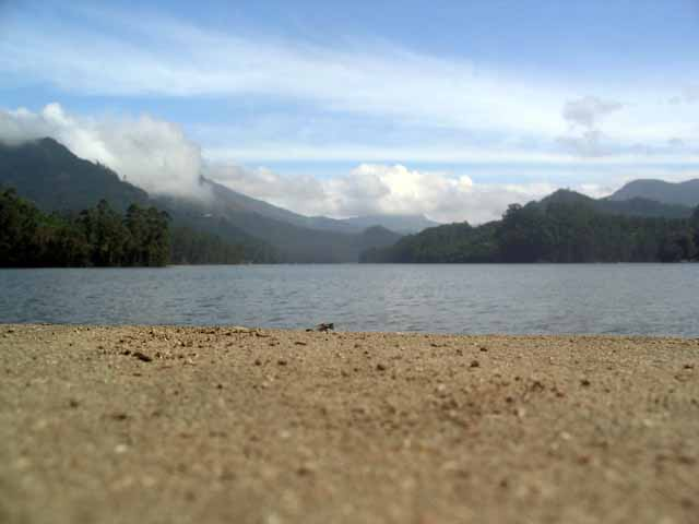 Beautifu Mattupetty Dam