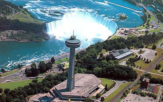 The Skylon Tower