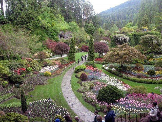 A Visit To Butchart Gardens Victoria Canada Review Ghumakkar Inspiring Travel Experiences