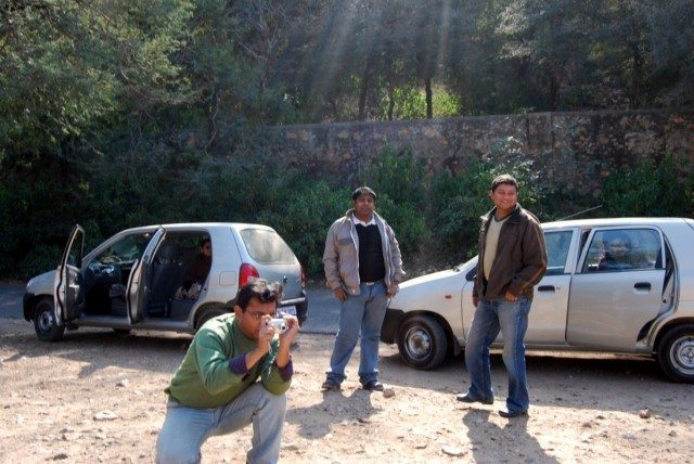 Exploring Ranthambore