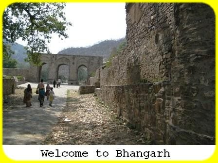 Welcome to Bhangarh