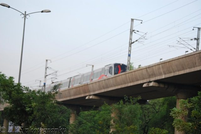 DMRC - Delhi Metro Rail Corp