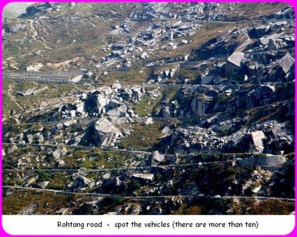 Rohtang Road