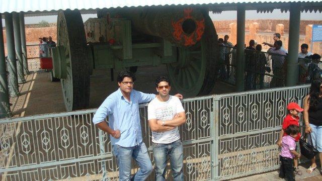 World's Largest Cannon