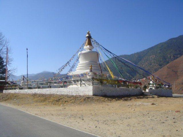 Temple at Bhutan