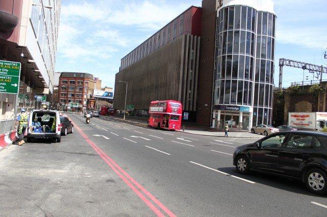 Commercial Street I