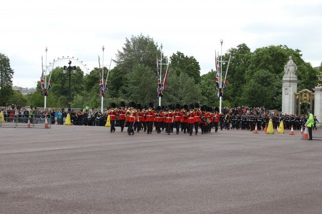 Buckingham Palace I