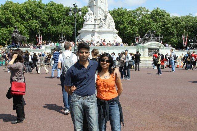 Buckingham Palace - Together