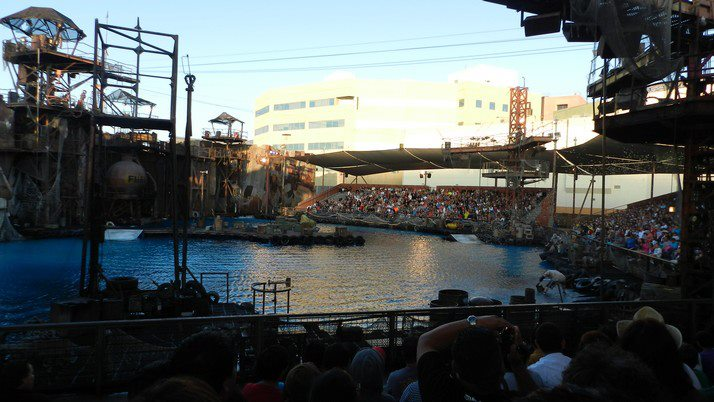Water World Show !